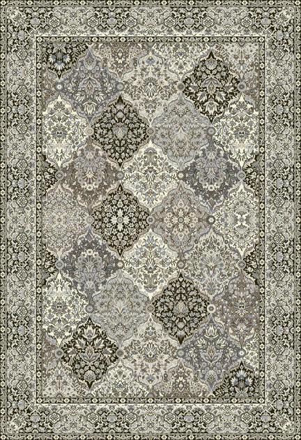 Dynamic Ancient Garden 57008 Gray/Silver