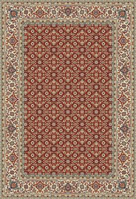 Expo Ancient Garden 57011 Red/Burgundy