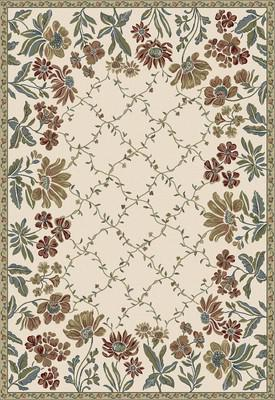 Expo Ancient Garden 57084 White/Ivory
