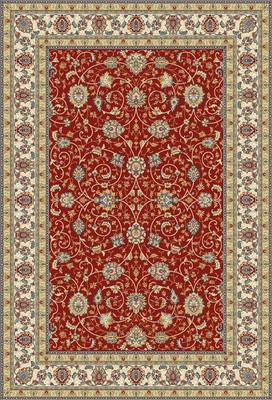 Expo Ancient Garden 57120 Red/Burgundy