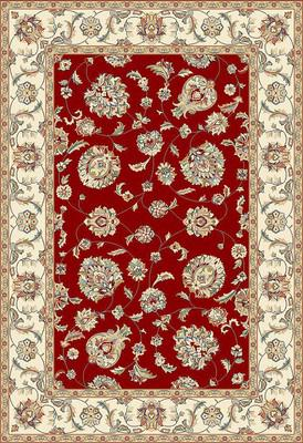 Expo Ancient Garden 57365 Red/Burgundy