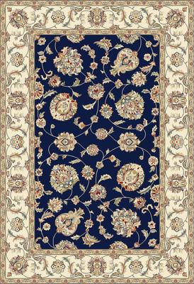 Expo Ancient Garden 57365 Blue/Navy