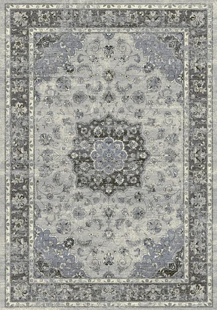 Dynamic Ancient Garden 57559 Gray/Silver