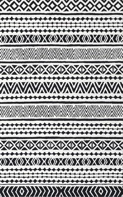 Expo Aztec 7871 Black/White