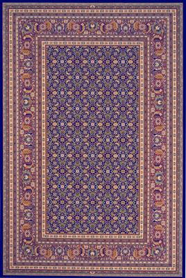 "Expo Brilliant 72240 Blue/Navy 2'9"" X 8'2"""