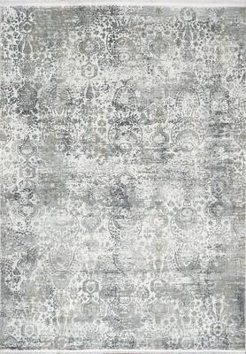 "Expo Ruby 2162 Gray/Silver 5'3"" X 7'7"""