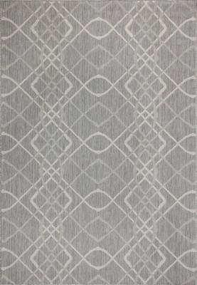 Expo Villa 1643 Gray/Silver