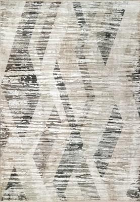 """Dynamic Amara Tur-7o-Amar-ka Gray/Silver 5'3"""" X 7'7"""""""