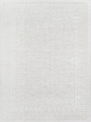 "Momeni Covington Cov-2 White/Ivory 5'3"" X 7'6"""