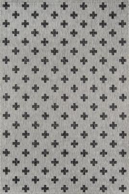 Momeni Villa Vi-01 Gray/Silver