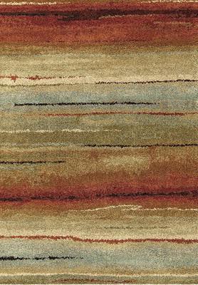 """Jupiter Wild Weave Dusk To Dawn Orange/Rust 7'10""""X10'10"""""""