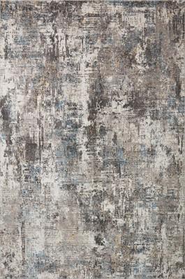 "Loloi Maeve Mae-02 Gray/Silver 6'7""x9'10"""
