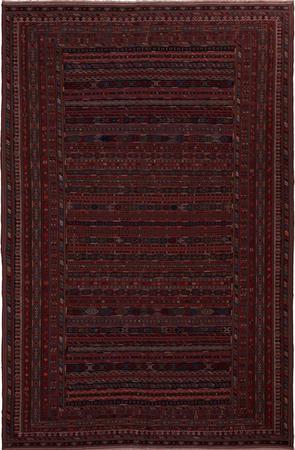"Flat Weave Iran Soumak 9'9"" x 16'6"" Multi"