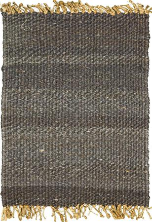 Hand Made India Kilim 2' x 3' Gray DK