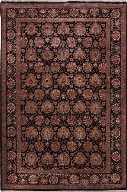 "Hand Made India Agra 11'11"" x 18' Red DK"