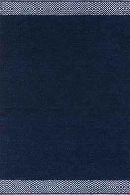 """Loloi Aries Are-01 Blue/Navy 9'3"""" X 13'0"""""""