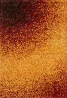 Loloi Barcelona Shag Bs-01 Orange/Rust