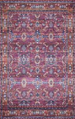 "Loloi Cielo Cie-08 Pink/Purple 8'0""X10'0"""