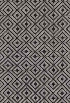"""Loloi Dorado Db-02 Gray/Silver 5'0"""" X 7'6"""""""