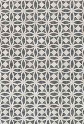 """Loloi Dorado Db-06 Gray/Silver 7'9"""" X 9'9"""""""