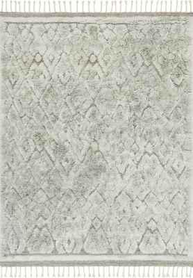"""Loloi Hygge Yg-01 Gray/Silver 7'9""""X9'9"""""""
