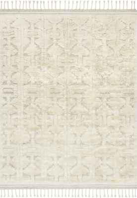 """Loloi Hygge Yg-03 White/Ivory 7'9""""X9'9"""""""