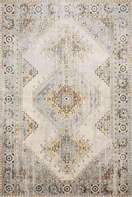 Loloi Isadora Isa-01 Gray/Silver