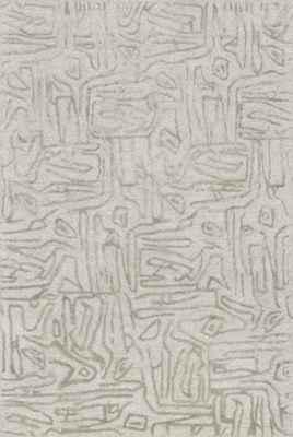 """Loloi Juneau Jy-06 Gray/Silver 5'0"""" X 7'6"""""""