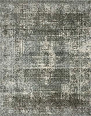 Loloi Kennedy Ken-01 Gray/Silver