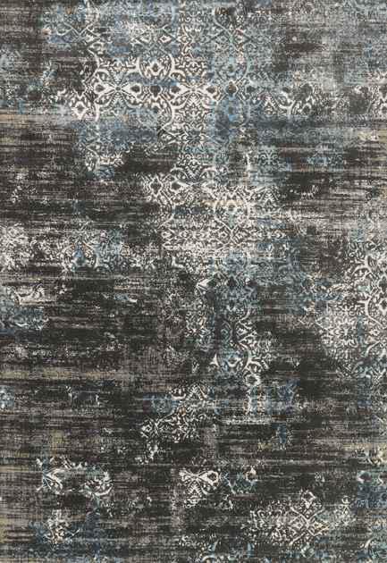 Loloi Kingston Kt-02 Gray/Silver