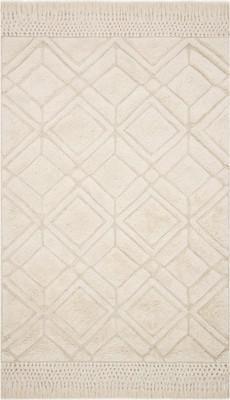 Loloi Laine Lai-01 White/Ivory