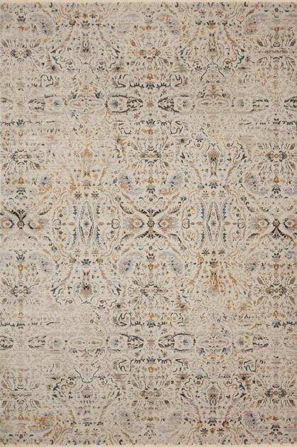 Loloi Leigh Lei-07 White/Ivory