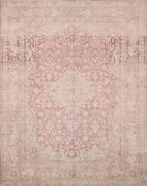 Loloi Lucca Lf-01 Pink/Purple