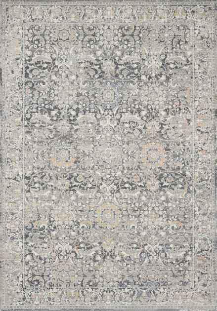 Loloi Lucia Luc-04 Gray/Silver