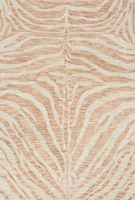 """Loloi Masai Mas-01 Orange/Rust 3'6"""" X 5'6"""""""