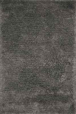 Loloi Mila Shag Mil-01 Gray/Silver