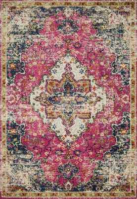 Loloi Nadia Nn-04 Pink/Purple