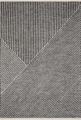 Loloi Newton Net-01 Gray/Silver
