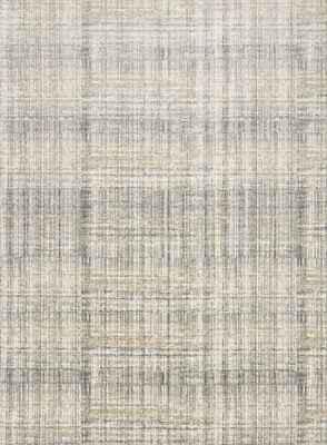 Loloi Reid Red-04 Gray/Silver