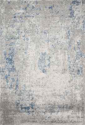 Loloi Sienne Sie-01 Gray/Silver