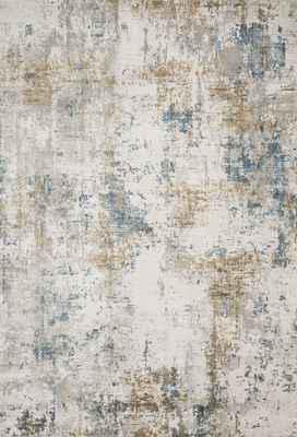 """Loloi Sienne Sie-04 White/Ivory 5'3"""" X 7'8"""""""