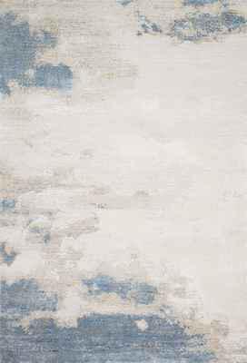 """Loloi Sienne Sie-08 White/Ivory 3'7"""" X 5'7"""""""