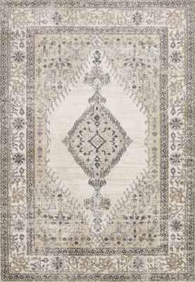 Loloi Teagan Tea-02 White/Ivory
