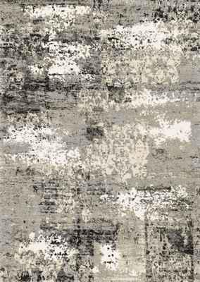 """Loloi Viera Vr-04 Gray/Silver 3'10"""" X 5'7"""""""