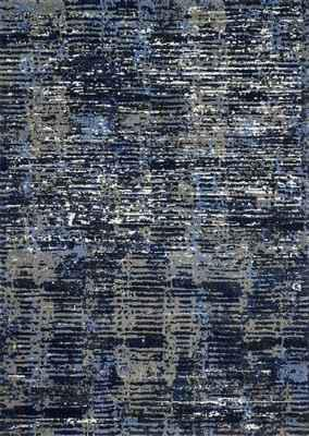 "Loloi Viera Vr-09 Blue/Navy 3'10"" X 5'7"""