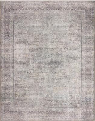 Loloi Wynter Wyn-03 Gray/Silver