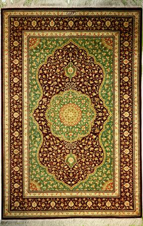 Hand Knotted Persian  Wool 3'3