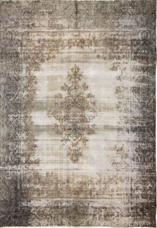 """Hand Knotted Persian  Wool 9'7"""" x 13'9"""" Gray"""