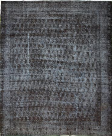 """Hand Knotted Persian  Wool 10'2"""" x 13'2"""" Blue DK"""