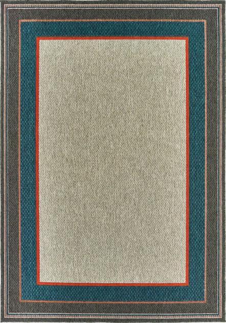 Oriental Weavers Latitude 8021L Gray/Silver
